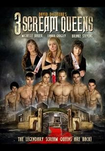 3 Scream Queens film afişi