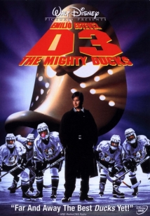 D3: The Mighty Ducks film afişi
