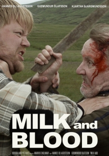 Milk and Blood film afişi