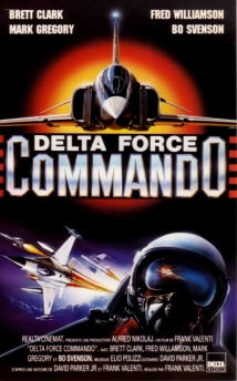 Delta Force Commando film afişi