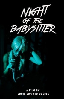 Night Of The Babysitter film afişi