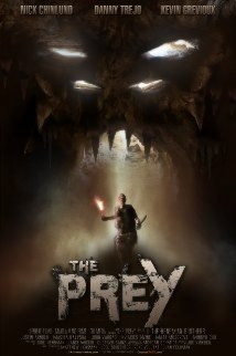 The Prey film afişi