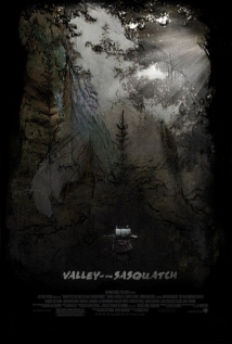 Valley Of The Sasquatch film afişi
