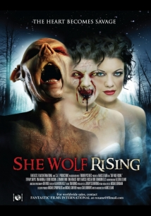 She Wolf Rising film afişi