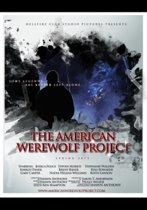 The American Werewolf Project film afişi