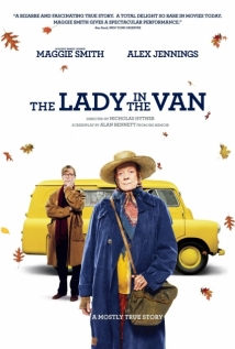 The Lady In The Van film afişi