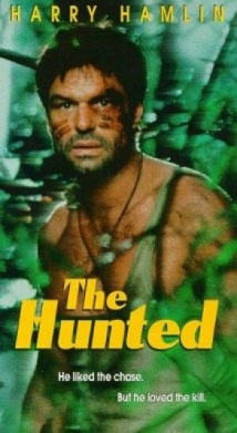 The Hunted film afişi