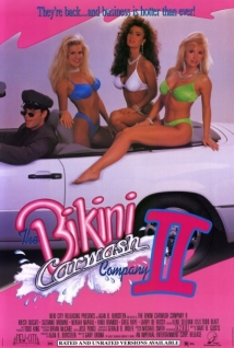 The Bikini Carwash Company II film afişi
