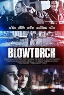 Blowtorch film afişi