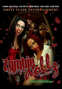 Zombie Dollz film afişi