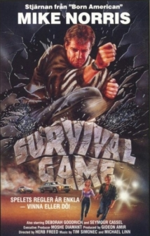Survival Game film afişi