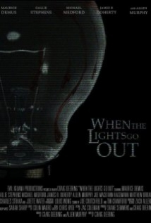 When The Lights Go Out film afişi