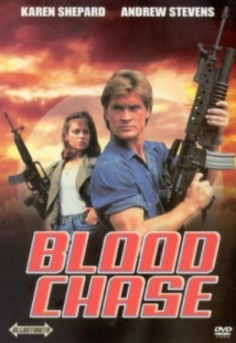 Blood Chase film afişi