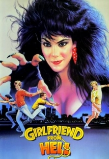 Girlfriend From Hell film afişi