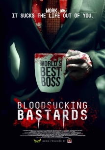 Bloodsucking Bastards film afişi