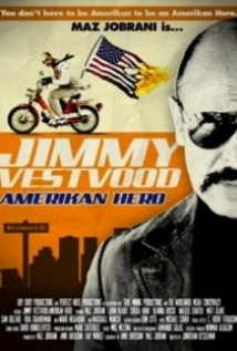 Jimmy Vestvood: Amerikan Hero film afişi