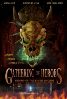Gathering Of Heroes: Legend Of The Seven Swords film afişi