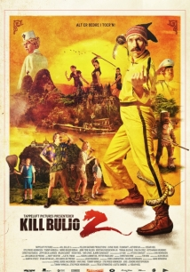 Kill Buljo 2 film afişi