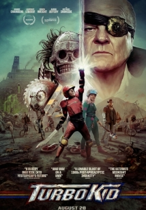 Turbo Kid film afişi