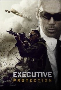 EP/Executive Protection film afişi