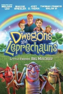 Dwegons And Leprechauns film afişi