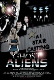 Ghost Aliens film afişi