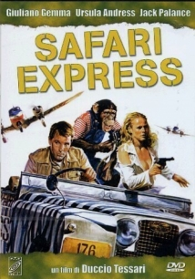 Safari Express film afişi