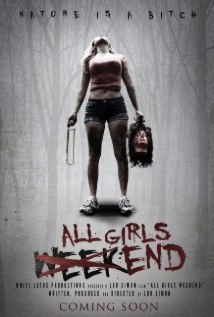 All Girls Weekend film afişi