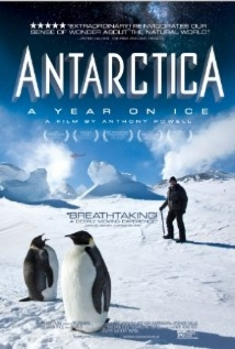 Antarctica: A Year On Ice film afişi