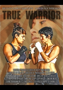 True Warrior film afişi