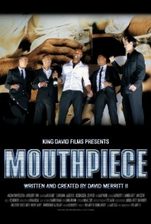 Mouthpiece film afişi