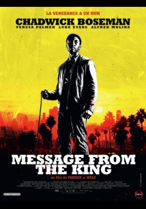 Message From The King film afişi