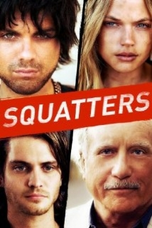 Squatters film afişi