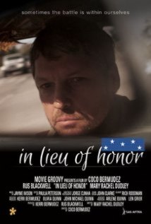 In Lieu Of Honor film afişi