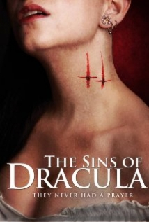 The Sins of Dracula film afişi