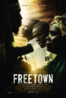 Freetown film afişi