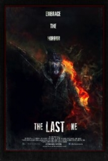 The Last One film afişi