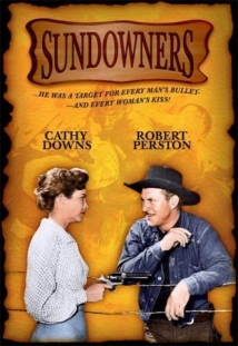 The Sundowners film afişi