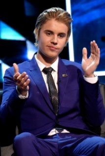 Comedy Central Roast Of Justin Bieber film afişi