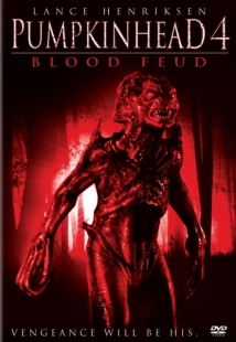 Pumpkinhead: Blood Feud film afişi