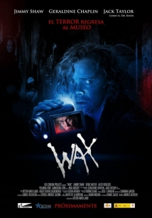 Wax film afişi