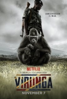 Virunga film afişi
