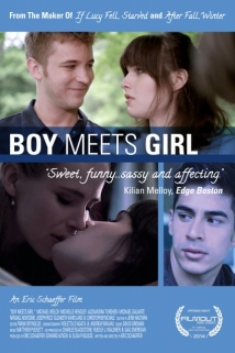 Boy Meets Girl film afişi