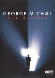 George Michael: Live in London film afişi