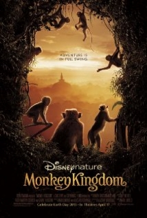 Monkey Kingdom film afişi