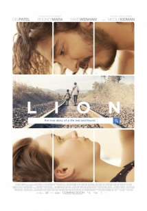 Lion film afişi