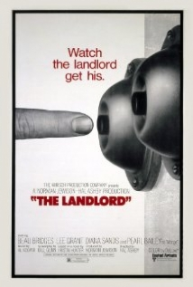 The Landlord film afişi
