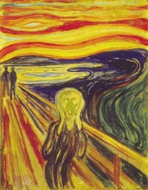 The Scream film afişi