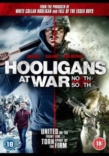 Hooligans At War: North Vs. South film afişi