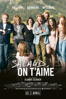 Salaud, On T'aime film afişi
